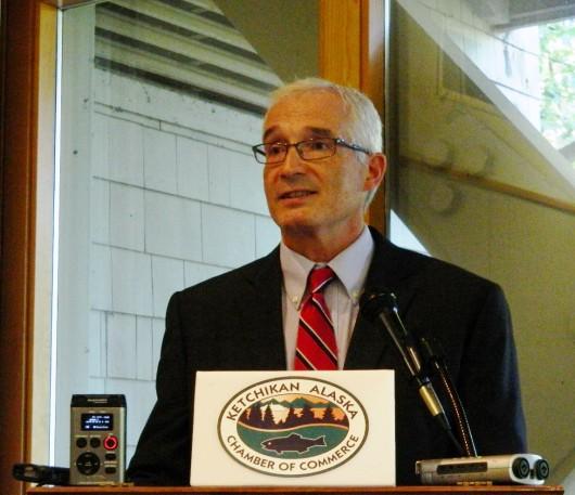 Superior Court Judge Trevor Stephens. (KRBD file photo)