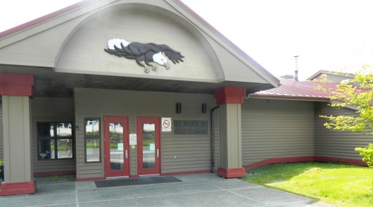 Revilla Alternative School is part of the Ketchikan Gateway Borough School District.