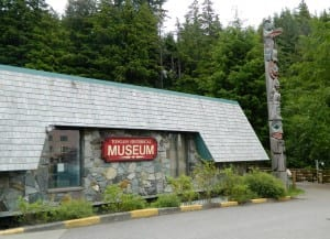 The Tongass Historical Museum. (KRBD file photo)