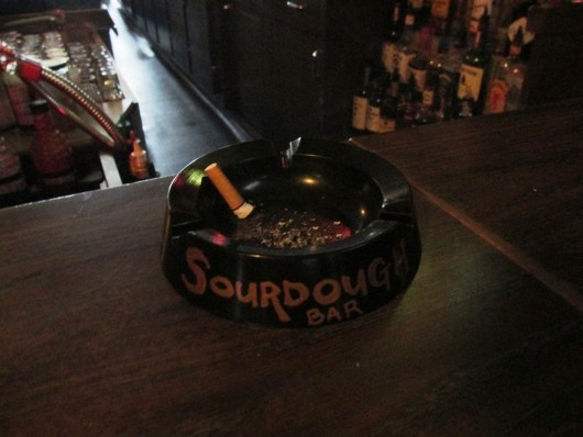 Sourdough Bar Ashtray