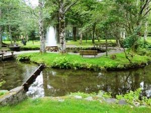 Ketchikan City Park. (KRBD file photo)