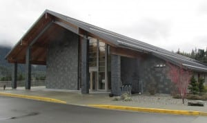Ketchikan Public Library. (KRBD file photo)