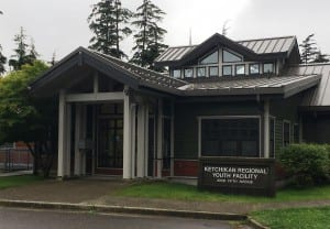 The Ketchikan Regional Youth Facility will close Sept. 15th due to state budget cuts. (Photo by Leila Kheiry)