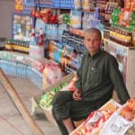Afghan market (photo courtesy of Sabra Simmonds).
