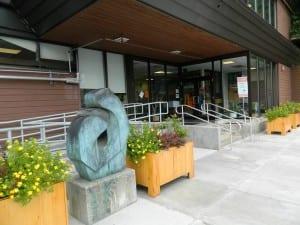 UAS Ketchikan entrance