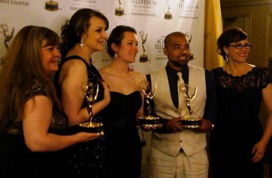 'Story Project' wins two regional Emmy awards