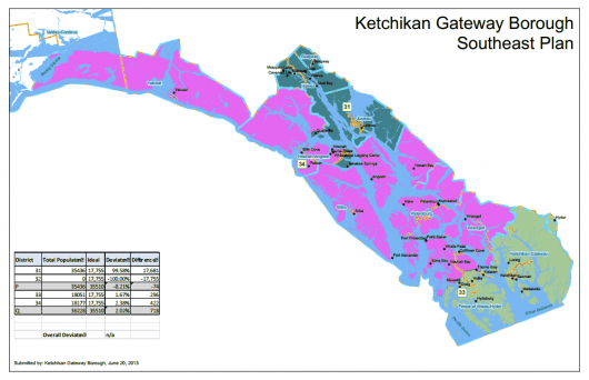 Where will SE election boundaries end up?