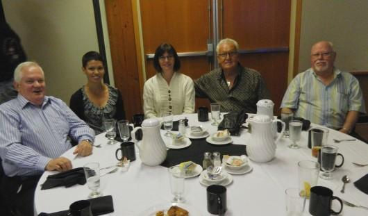 Canadian delegation visits Ketchikan to promote port
