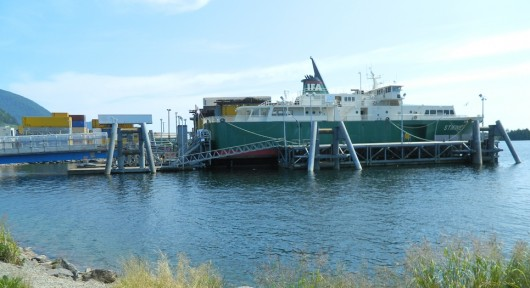 Dock improvements on deck for IFA