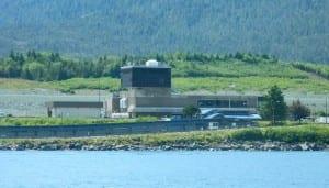 Ketchikan International Airport on Gravina Island. (KRBD file photo)
