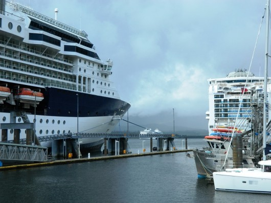 Millennium cruise canceled, passengers to fly out