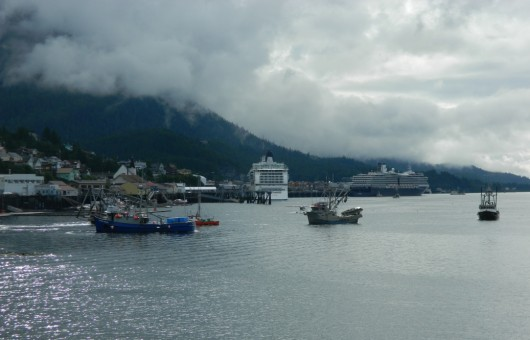 Magazine names Ketchikan 2014 Best Alaska Port