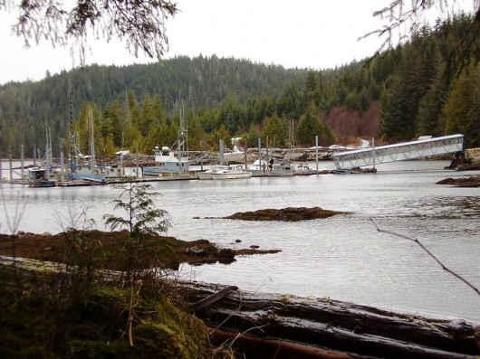 Petition calls for Edna Bay to incorporate as a city