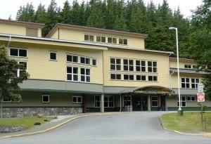 Schoenbar Middle School. (KRBD file photo)