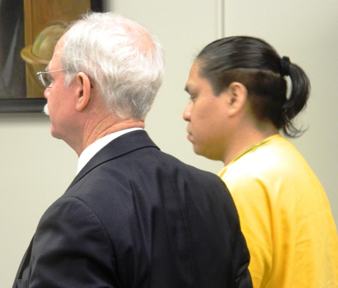 Metlakatla man receives 60 years to serve for murder