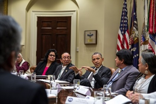 Sealaska CEO lobbies Obama on subsistance, 8(a) contracts