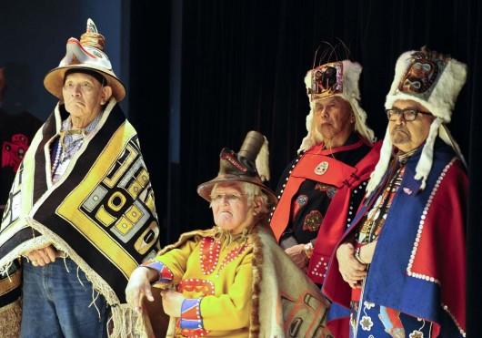 Tlingit clan conference focuses on language