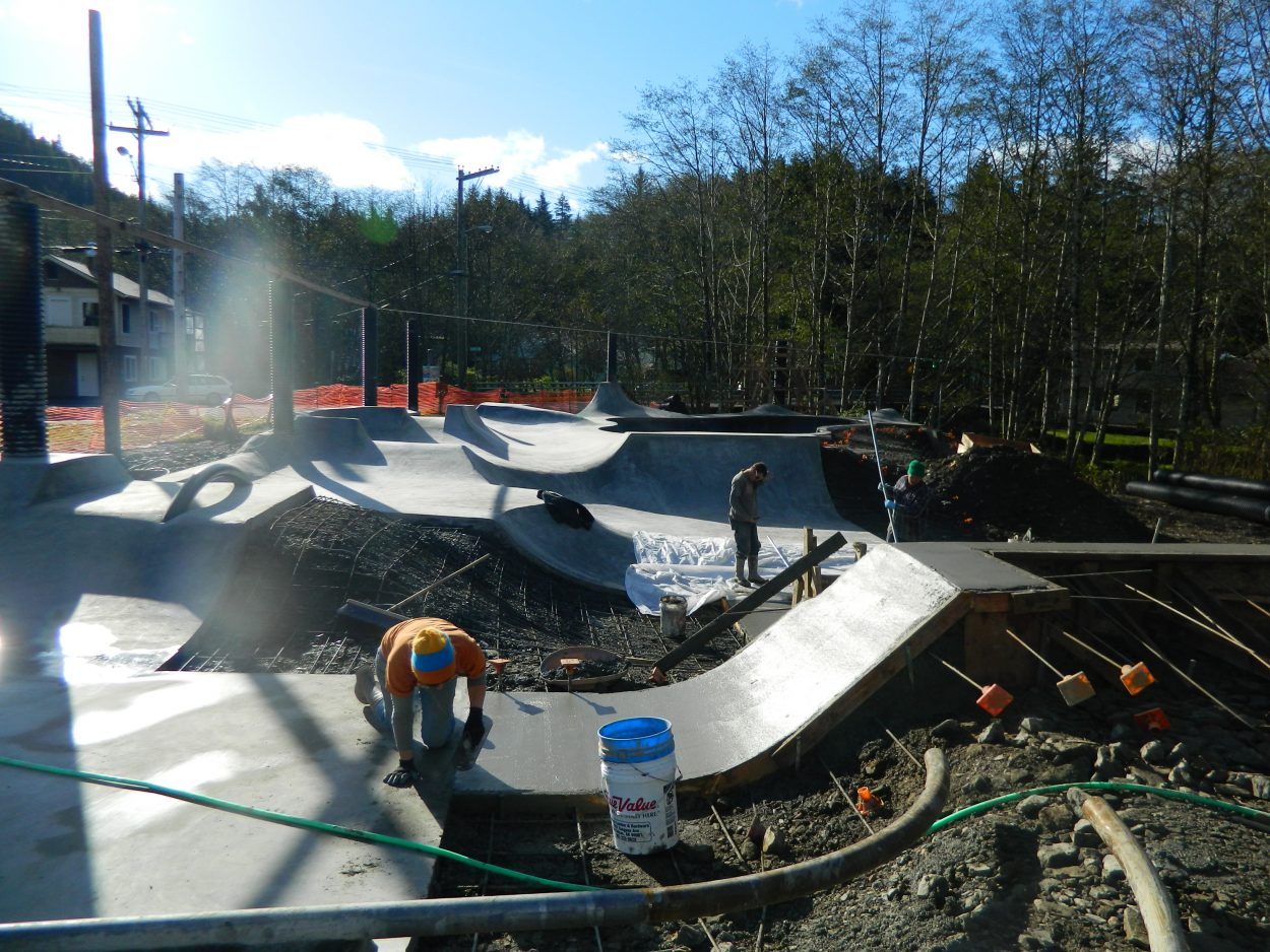 Ketchikan Skate Park features unique design firm