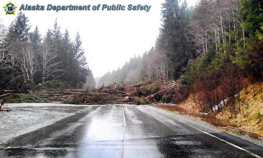 Wild weather = problems for Ketchikan and POW