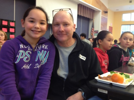 Ketchikan parents sample school lunch menu