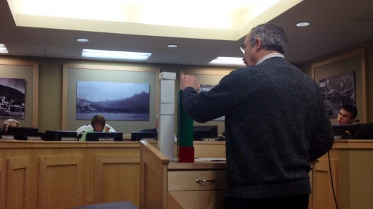 School Board hears about education funding lawsuit