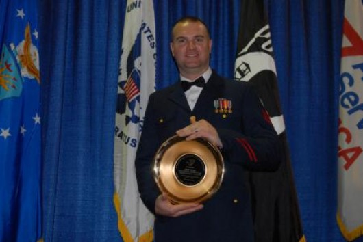 Taylor named District 17 Petty Officer of the Year