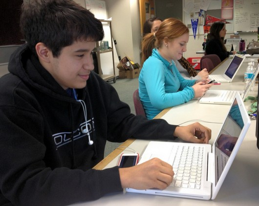 More Ketchikan high school students taking online classes