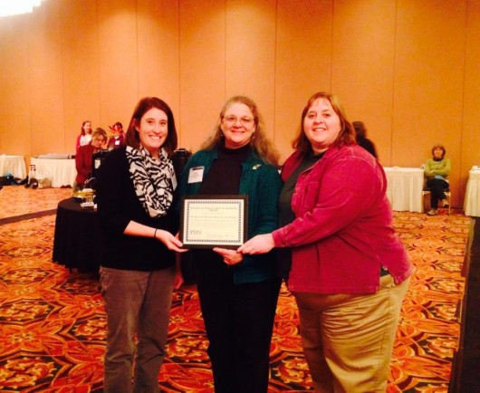 POW Health Network wins statewide award