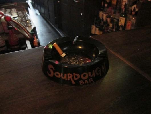 Historic Sourdough Bar goes smoke-free