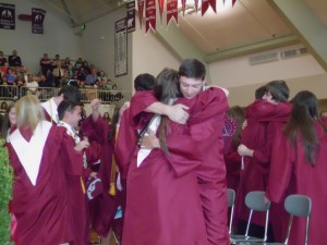 Kayhi seniors celebrate graduation