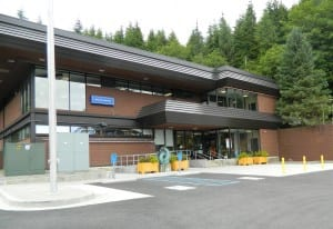 University of Alaska Southeast Ketchikan campus. (KRBD file photo)