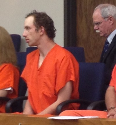 Ketchikan man involved in police standoff arraigned