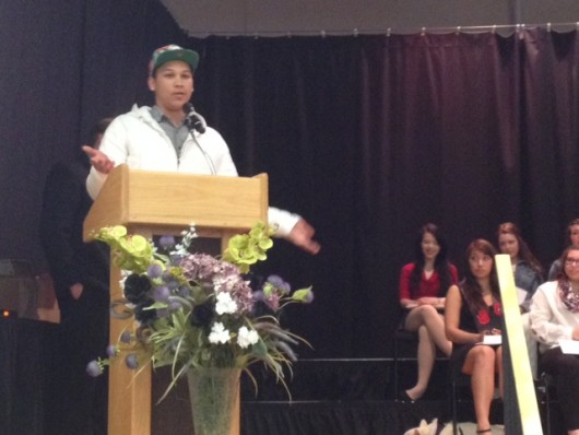 21 students graduate from Revilla High School