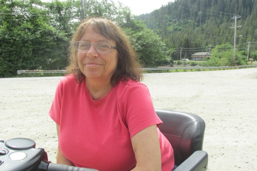 Paula Jurzack lives on Power House Road, and feels that the new rules have helped a little bit, but not as much as she hoped.