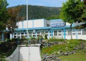 Houghtaling Elementary School. (KRBD file photo)