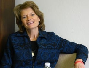 Sen. Lisa Murkowski (KRBD file photo)