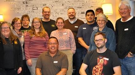 KRBD's 2015 Board of Directors