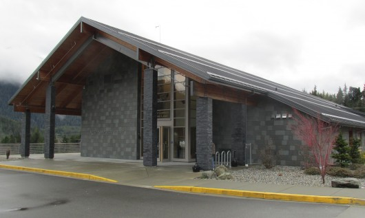 Ketchikan Public Library Report