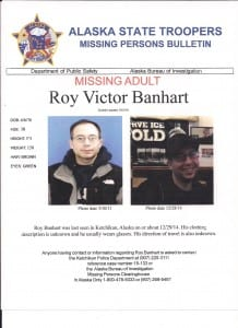 Missing Roy Banhart