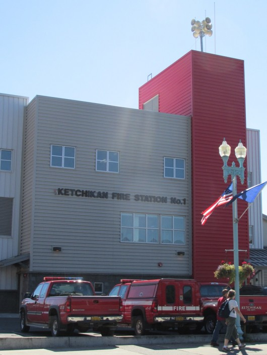 Downtown Fire Station