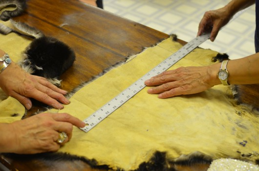 Sea otter sewing class offered in Hydaburg