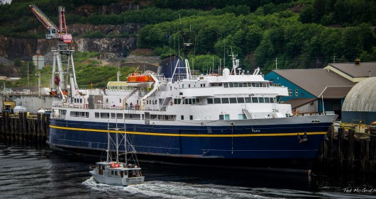 Sidelined ferry bid deadline delayed – again