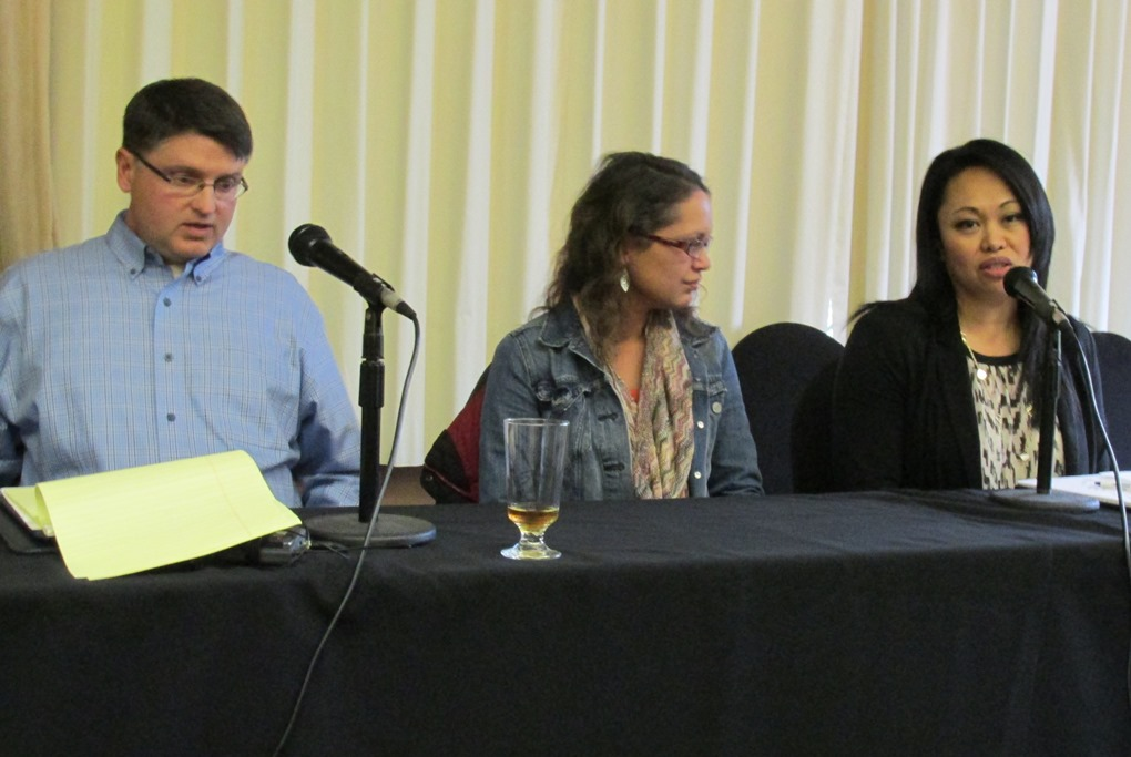Chamber hosts Ketchikan School Board candidates - KRBD