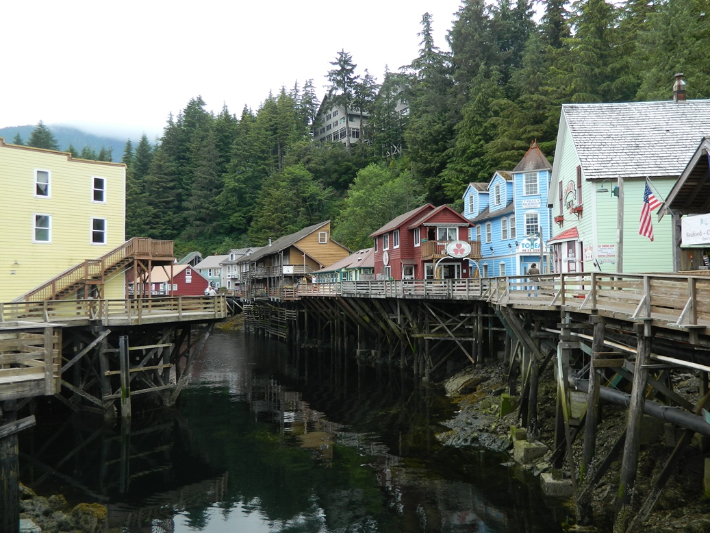 Ketchikan Creek cleanup planned for Saturday