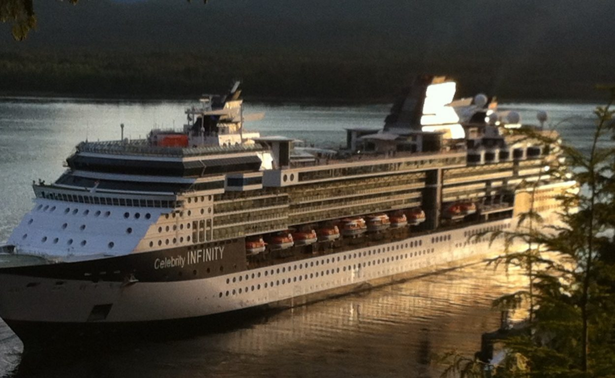 Ketchikan council OKs contract to plan dock expansion