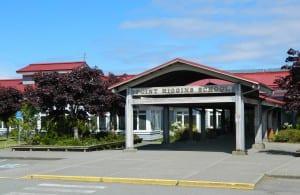 Point Higgins Elementary School. (KRBD file photo)