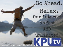 Click Here For KPU Internet & TV