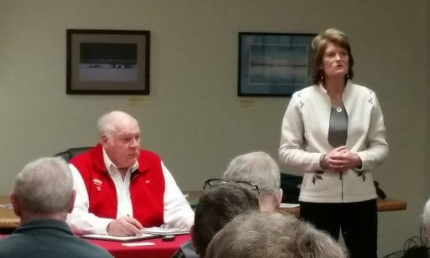 Murkowski addresses senior healthcare issues