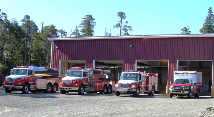Assembly rejects North Tongass fire-fee plan