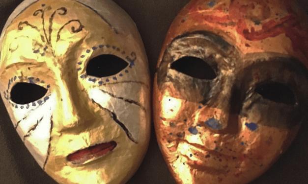 Revealing your true self through mask making